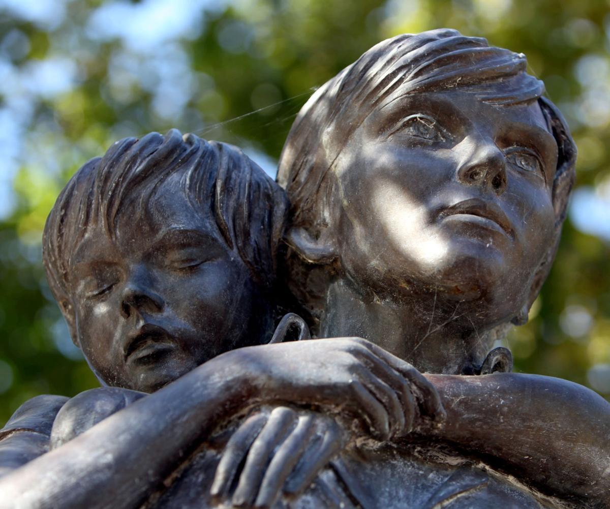 Boys Town statue