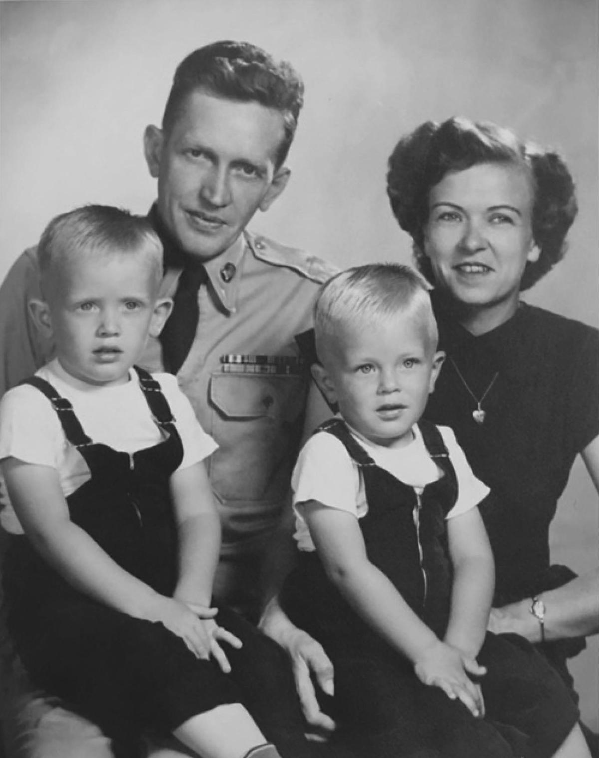 Korean War MIA to buried with wife in Nebraska