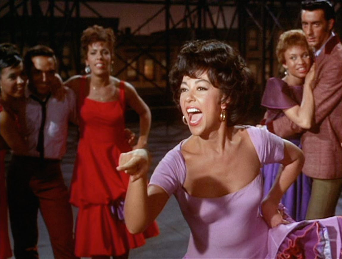 An interview with Rita Moreno — Emmy, Grammy, Oscar and Tony ...