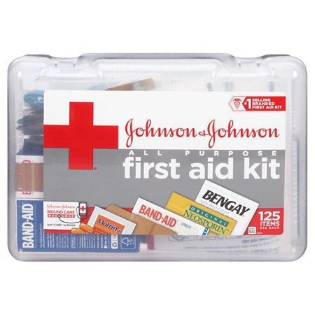 Emergency Kit Essential: First Aid Kit