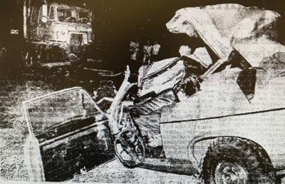 Nearly 40 years ago, Gretna was rocked by a crash that