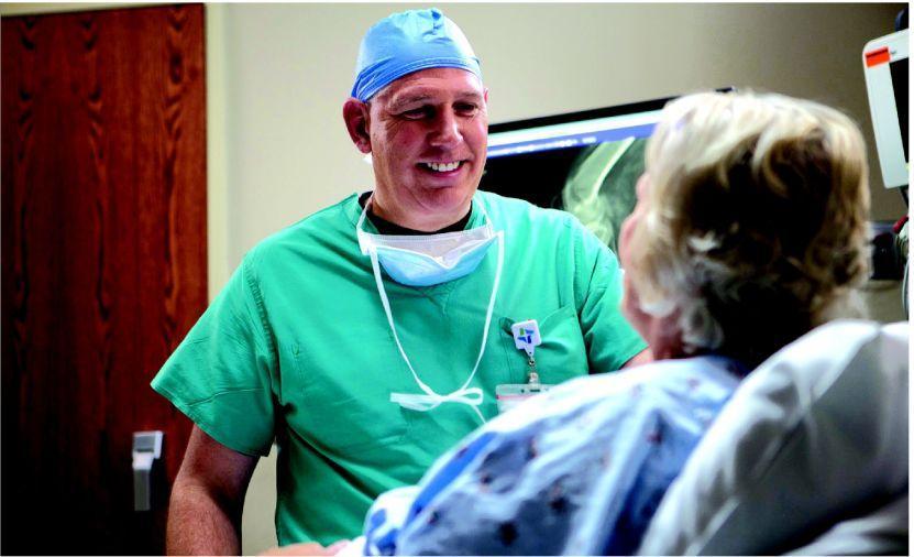 Dr Dubrow Scrubs
