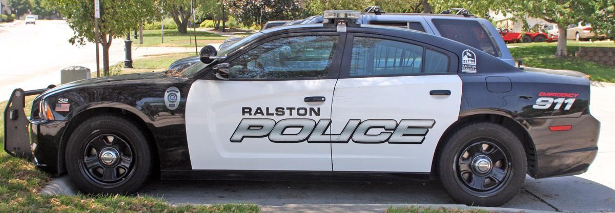Ralston police graphic