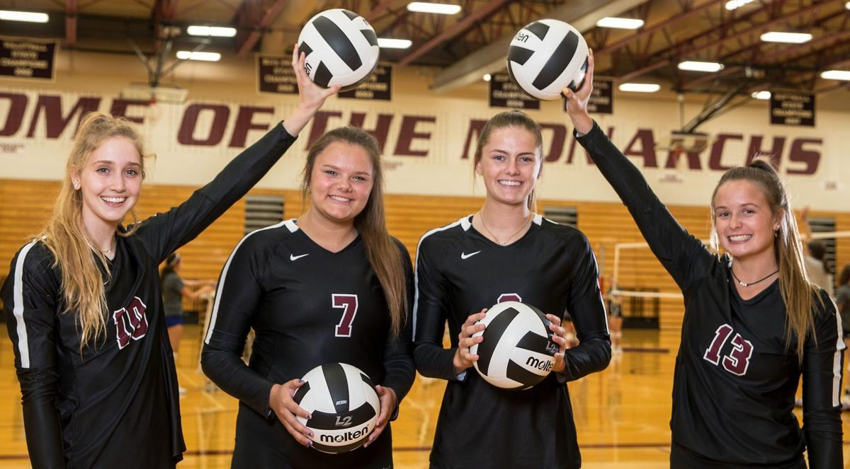 With new coach, talented Papillion-La Vista volleyball team aims to end 10-year title drought