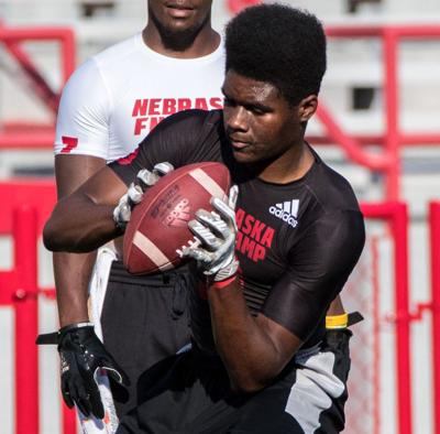 Bellevue West wide receiver Zavier Betts, a top-100 national prospect, commits to Huskers