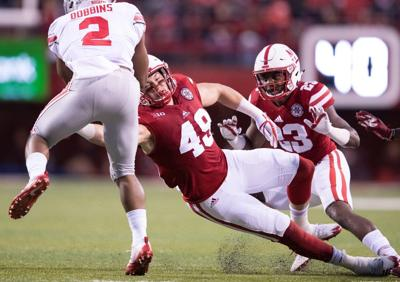 Tom's Takes: A bad, embarrassing night; Nebraska still can't tackle; Ohio State makes a point
