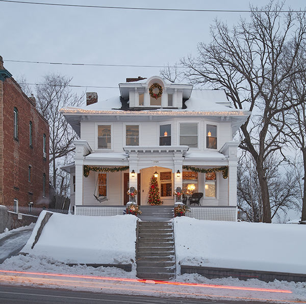 This Is Fabulous 116 Year Old House Overlooking Hanscom Park Was