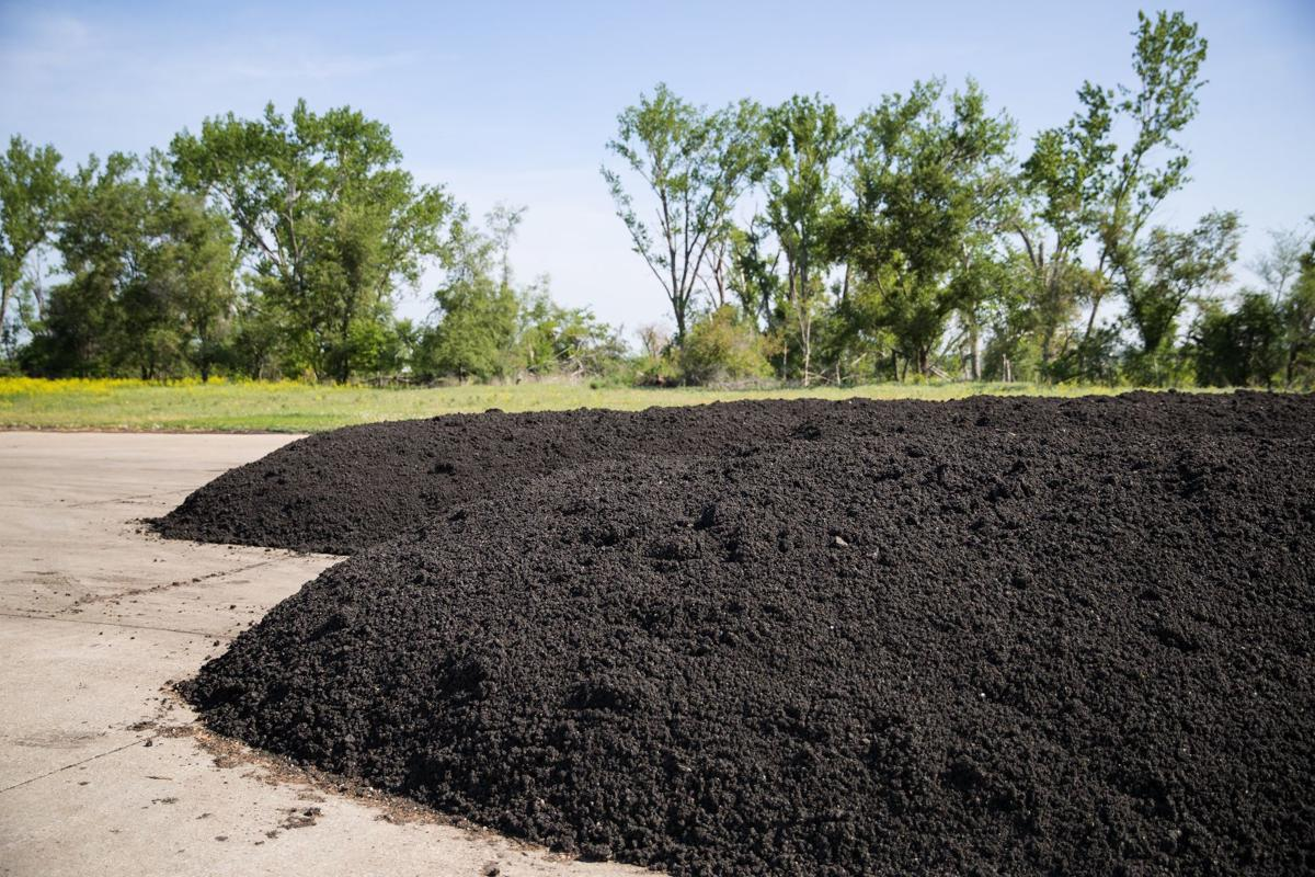 Omaha produces a lot of sewage sludge  Should it be composted? An
