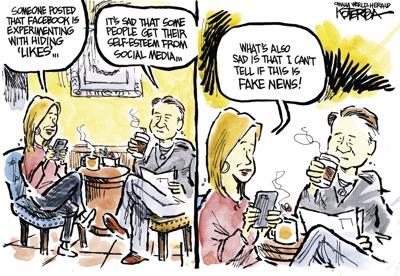 Jeff Koterba's latest cartoon: Like it or not