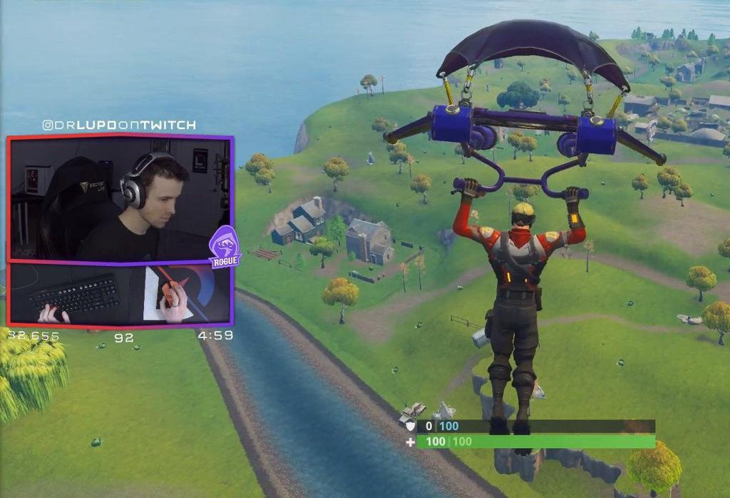 Omaha man plays 'Fortnite' full time, now makes 10 times his