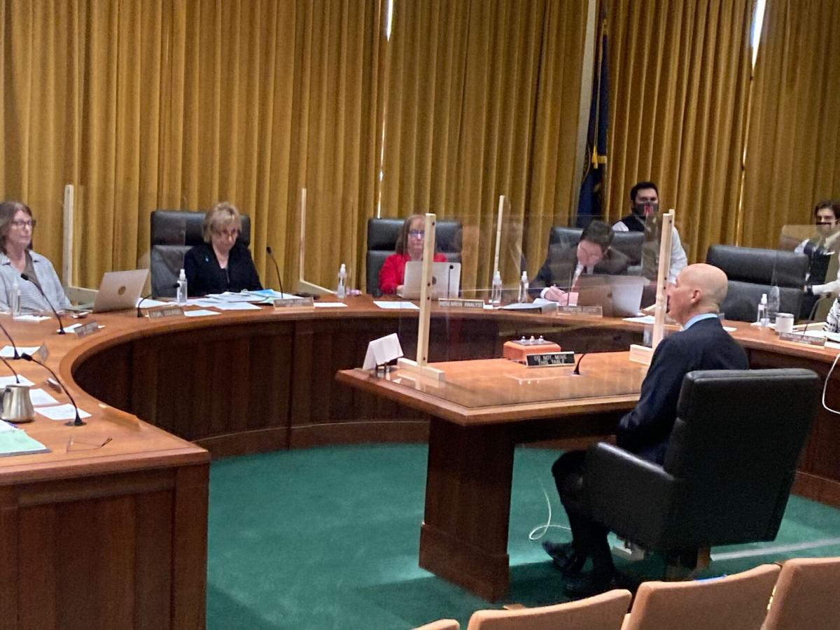 Ricketts testifies