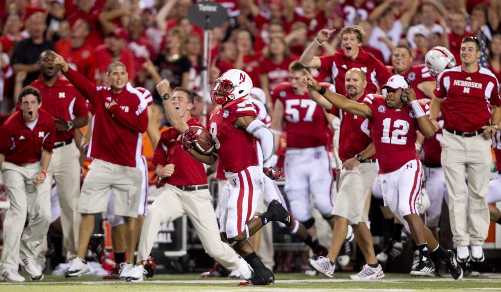 best website 40808 21a0c Husker Rewind  It s up to Erik Chinander s Blackshirts to overcome  offense s growing pains   Football   omaha.com