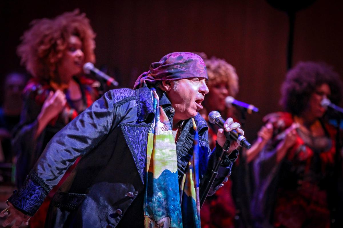 Little Steven and the Disciples of Soul will headline Omaha's 2019