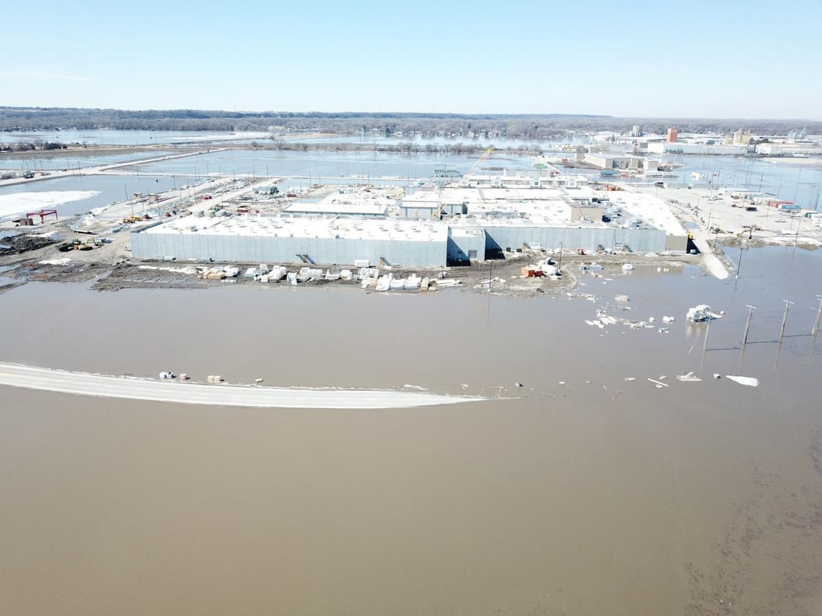 Fremont chicken plant that will supply Costco avoided major flood damage |  Money | omaha.com