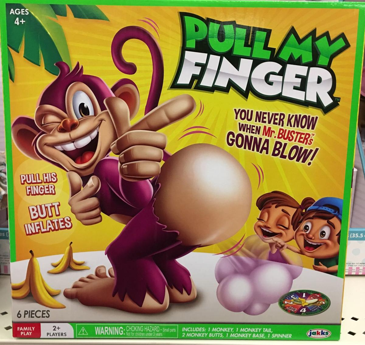 Find Board 5 disgusting board games your kids might love to find under