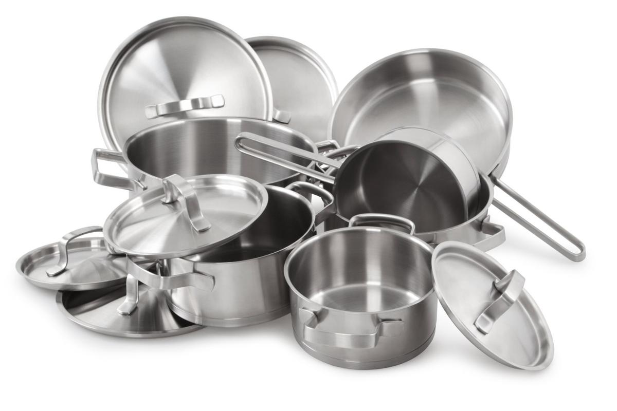 Get A Handle On Those Pots And Pans