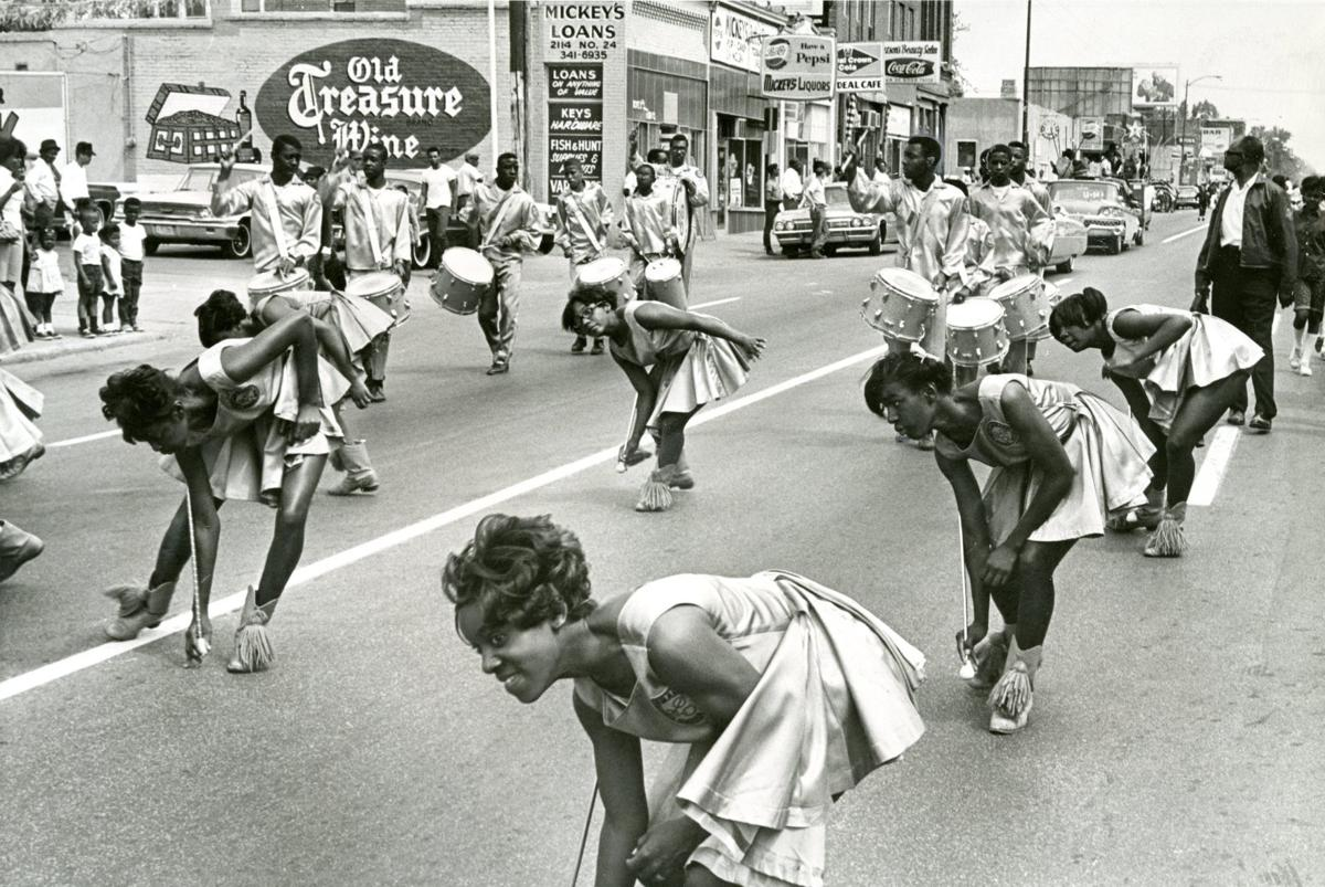 Health Fair parade 1967