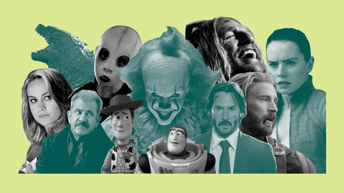 63 movies to see in 2019