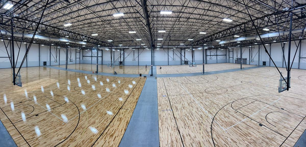 Lincoln S 11 Million Kinetic Sports Complex Sits Empty For Now Due To Coronavirus Ne Prep Zone Omaha Com