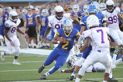 North Platte finds its offense in victory over Omaha Central