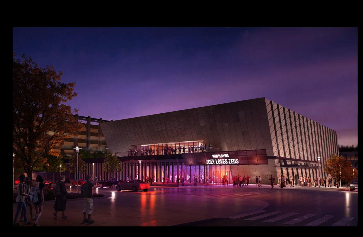 Omaha Performing Arts music venue