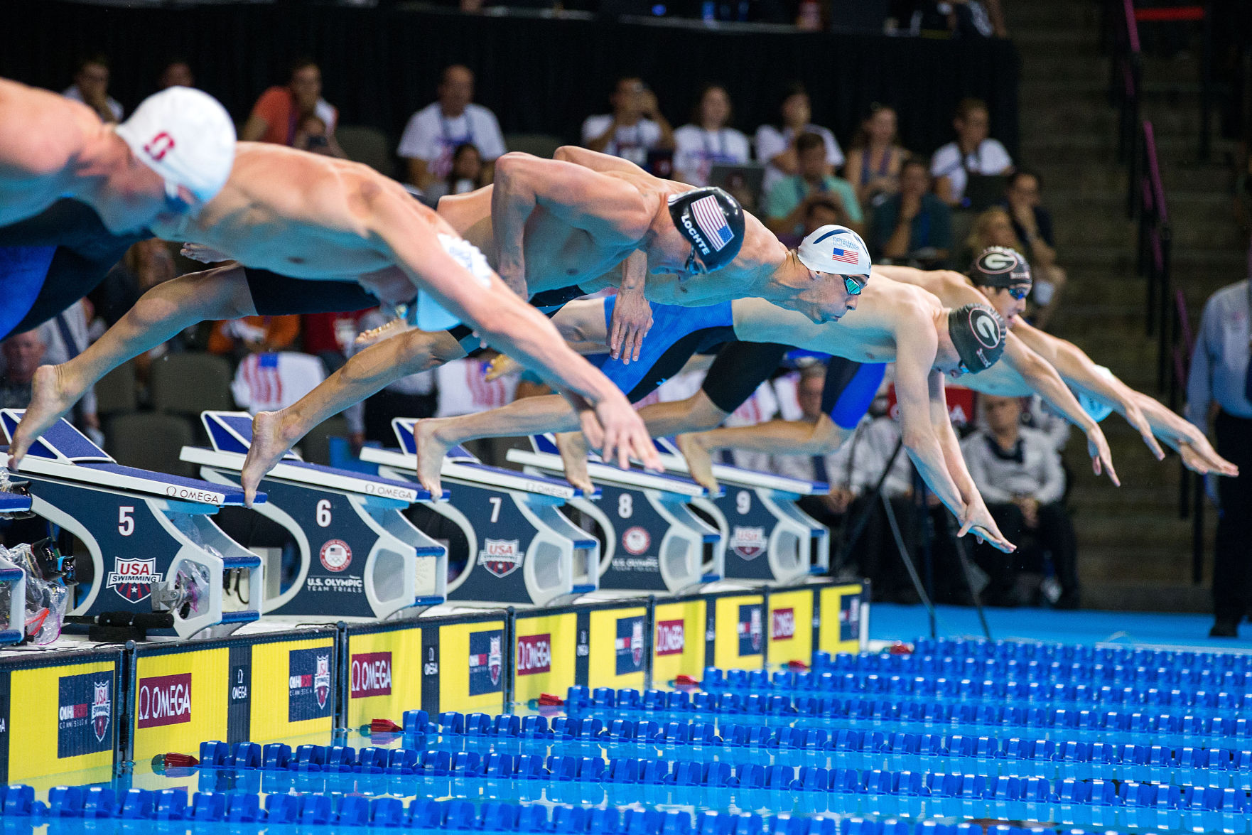 Swim Trials spurred more than 74 million