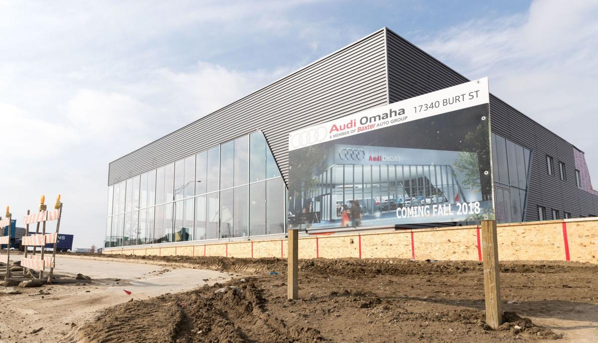 Baxter Auto Omaha >> Baxter Auto Group Has Big Plans At West Dodge Pointe New