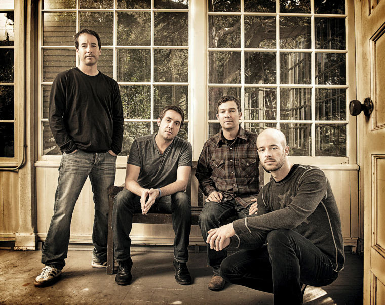Yonder Mountain String Band is outward bound, ready for Sumtur show
