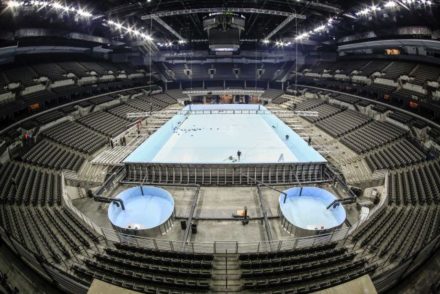 Centurylink Center Omaha >> Entire Eight Day Sellout At Centurylink For Swim Trials Will Topple
