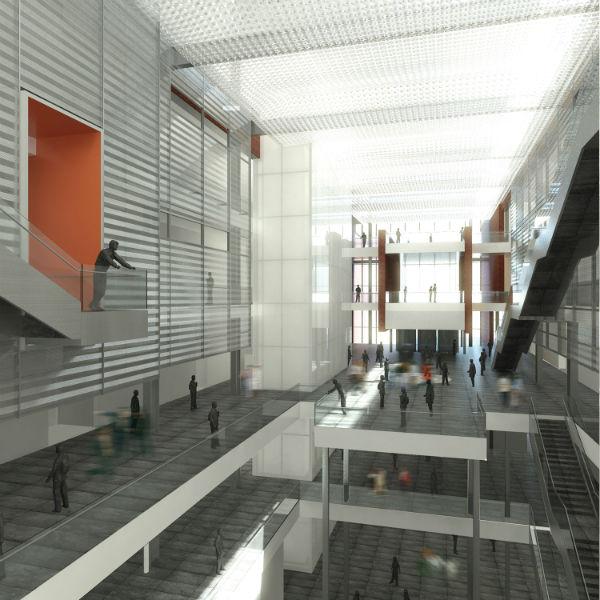 At worksite at Offutt, $1 2 billion StratCom HQ taking shape