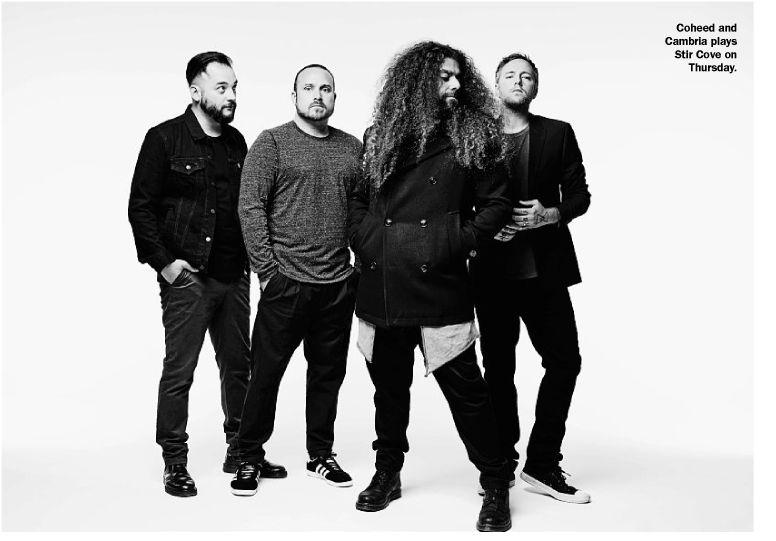 Claudio Sanchez talks Coheed and Cambria's latest chapter, what inspires the band's story