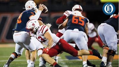 Carriker Chronicles: JoJo Domann on Nebraska's goals going forward, the Blackshirt uniforms and more