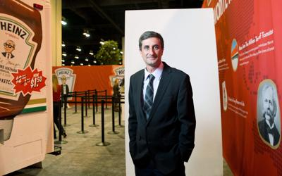Kraft Heinz CEO Bernardo Hees