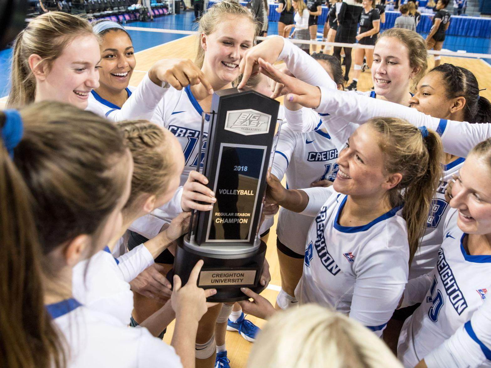 Kirsten Bernthal Booth grateful for Creighton volleyball's progress but still striving for more