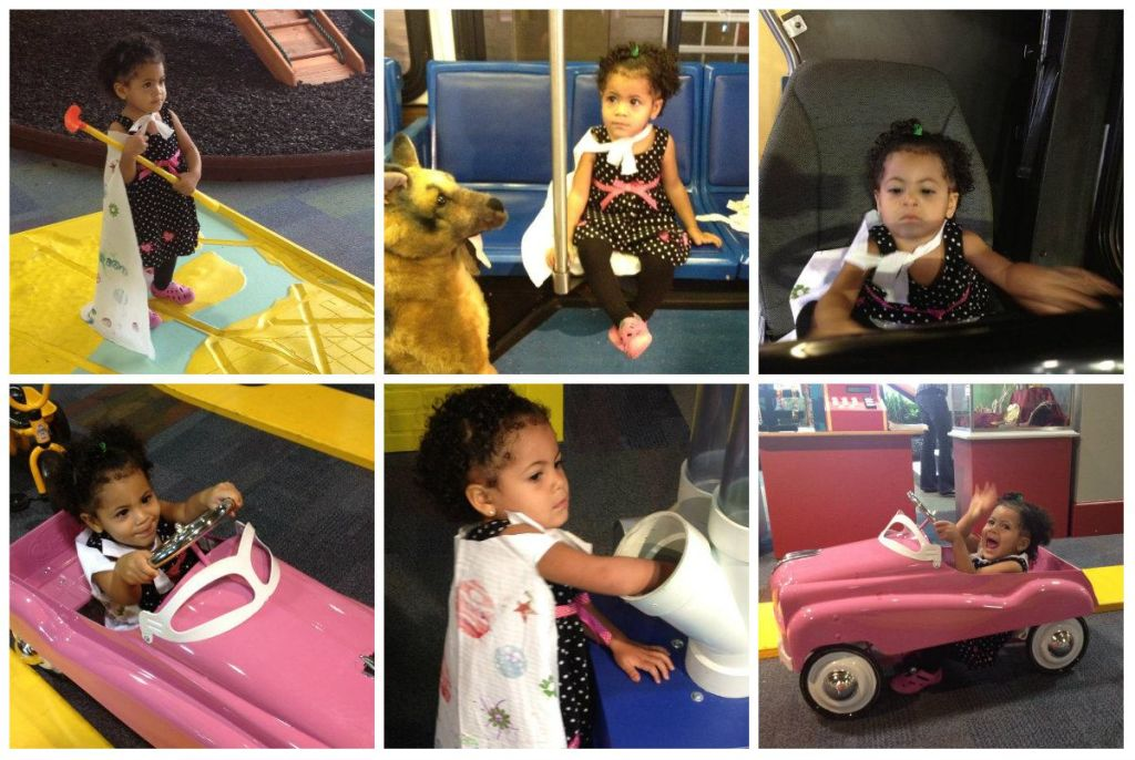 Momaha Play Date: A trip to Itty Bitty City