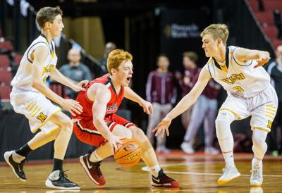 Class D-2: Luke Christen again the hero as Mullen wins its first state title