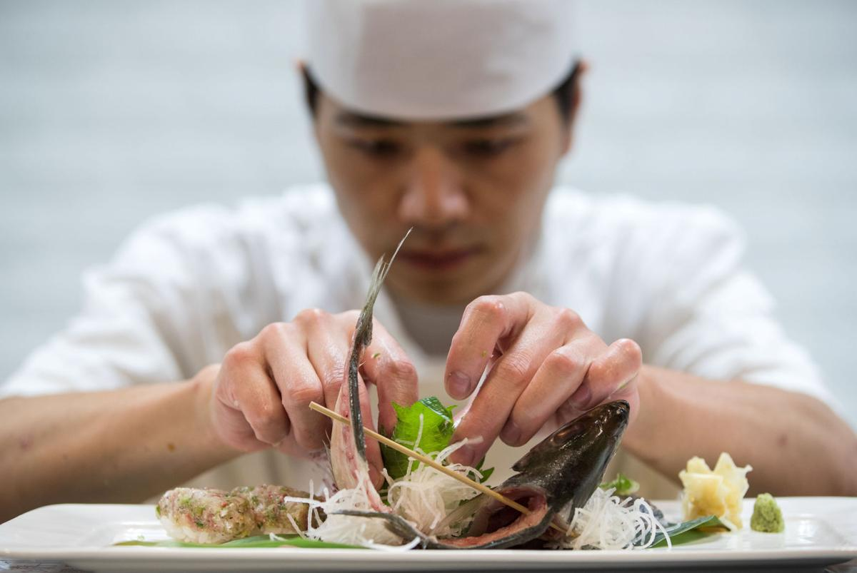 READY FOR THE BEST SUSHI?