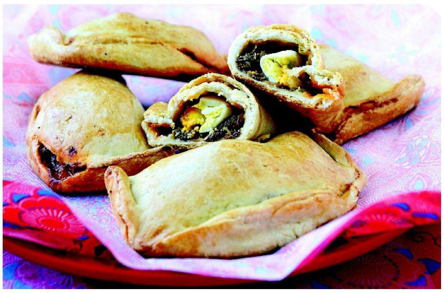 Empanadas are great as street food or wherever you find them