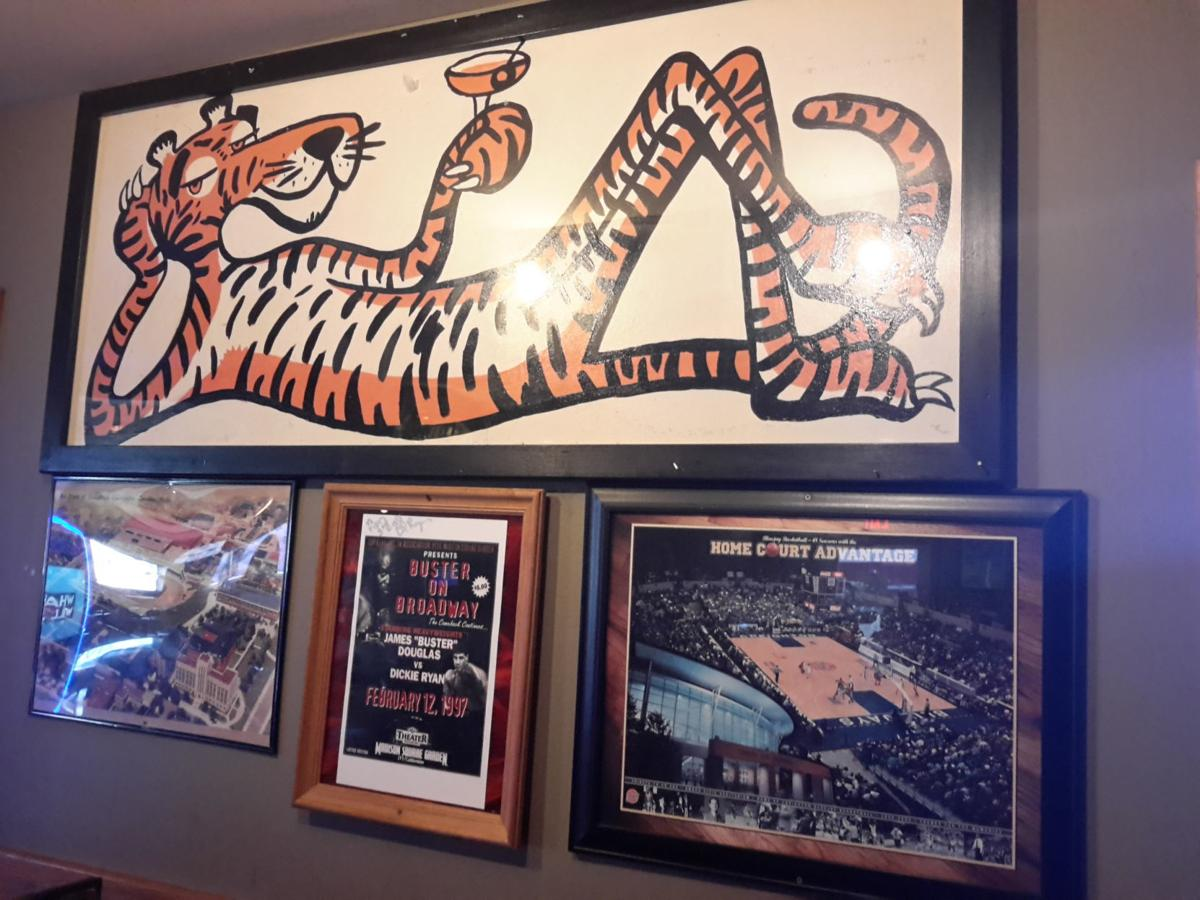 Tiger Tom's
