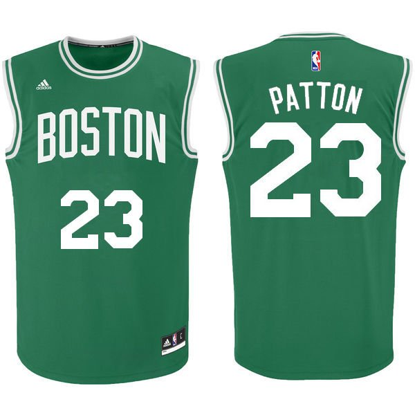 1 pick in the draft and Patton could be a fit next to center Al Horford.  This is another team where Patton would need a new number ... 4a5671fbf