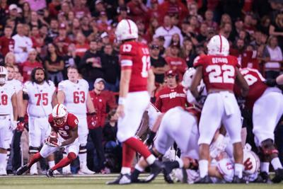 Frustrating night for quarterback Tanner Lee, NU as offense fails to 'finish' drives in Wisconsin territory