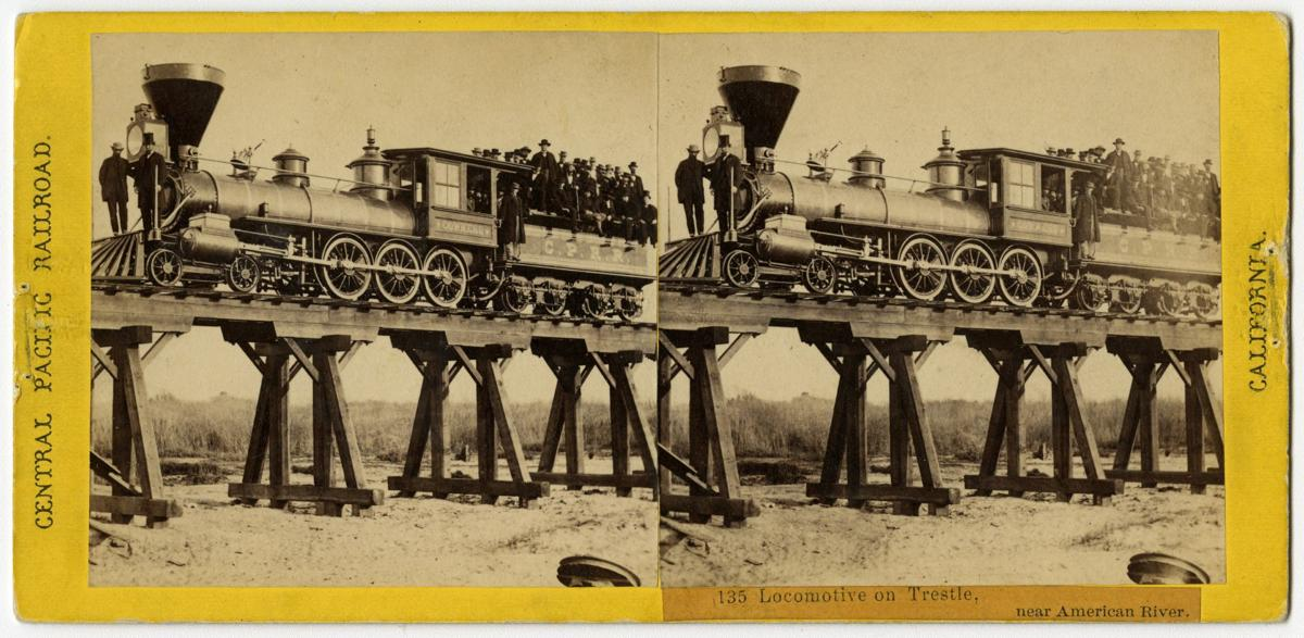 Union Pacific's Big Boy, the world's largest steam railroad