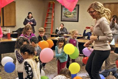 Celebrate New Year's Eve at the Ralston library