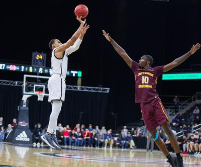 After snapping shooting slump, UNO's JT Gibson looks to keep it rolling against Colorado State