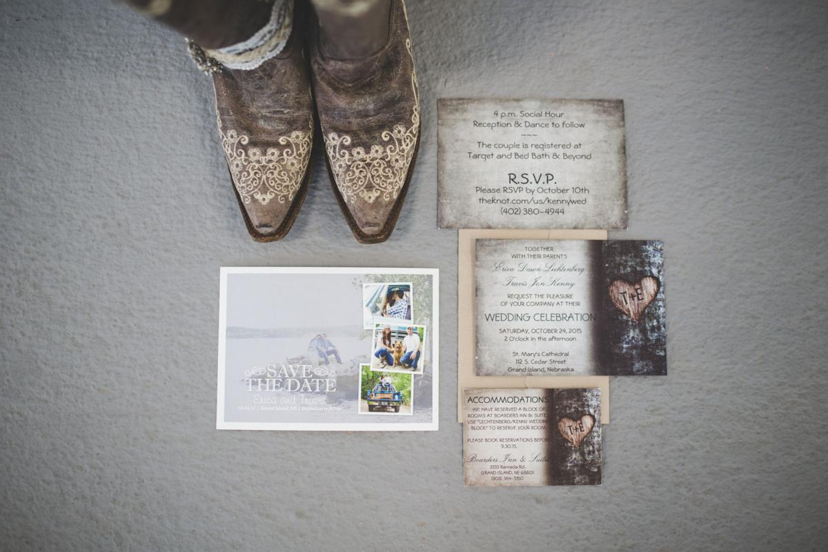 Travis & Erica's Wedding