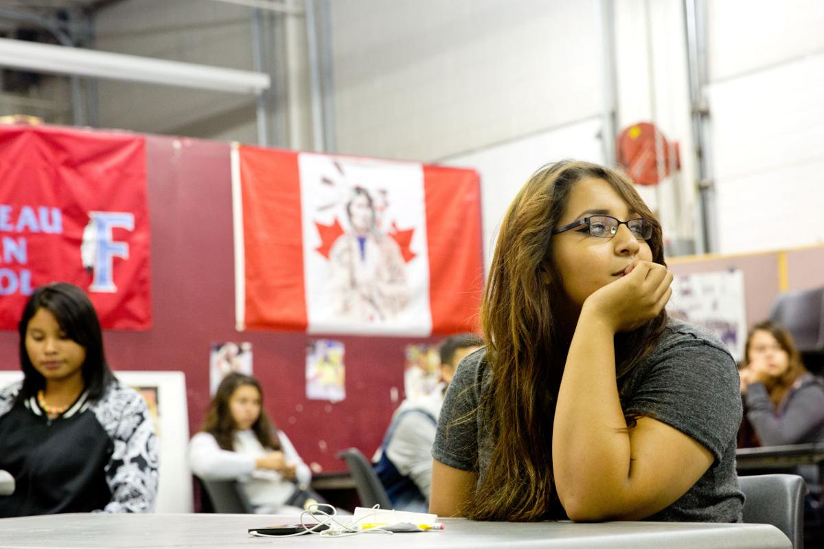 Flandreau Indian School - Talitha