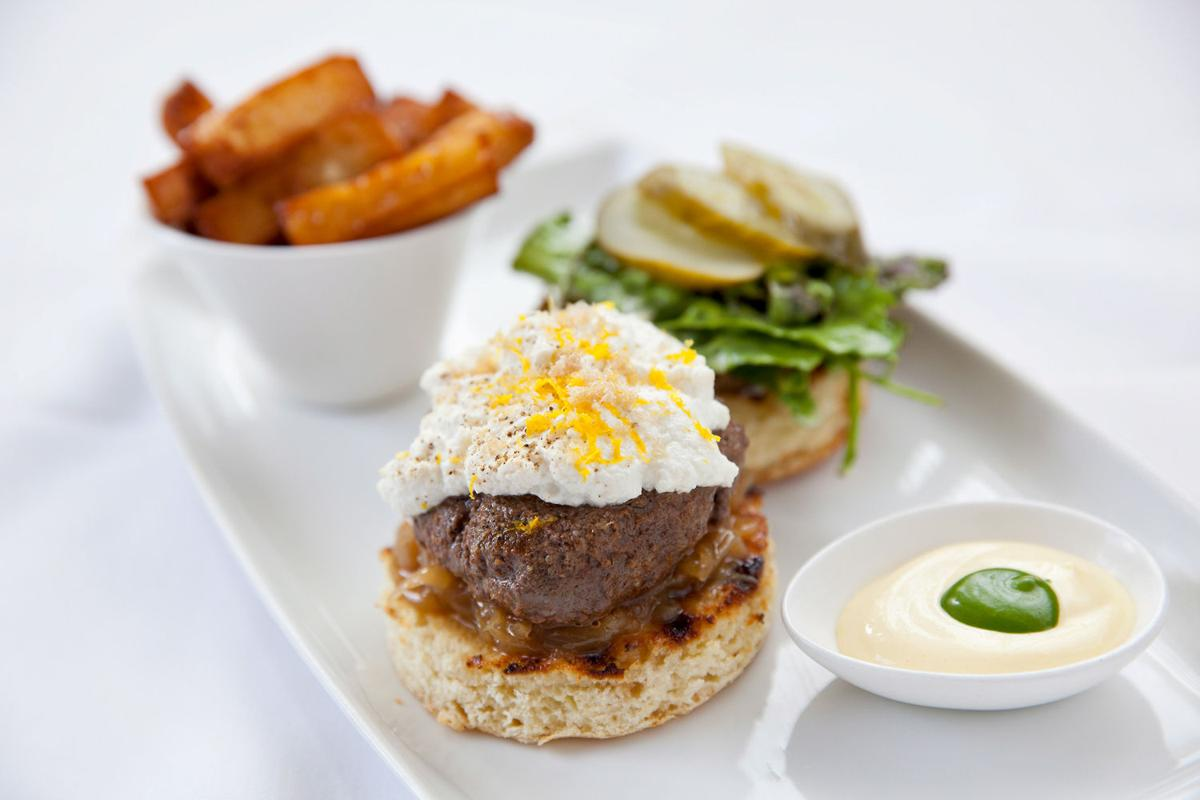 Omaha's Best Gourmet Burger: The Grey Plume | June 2013 (copy)