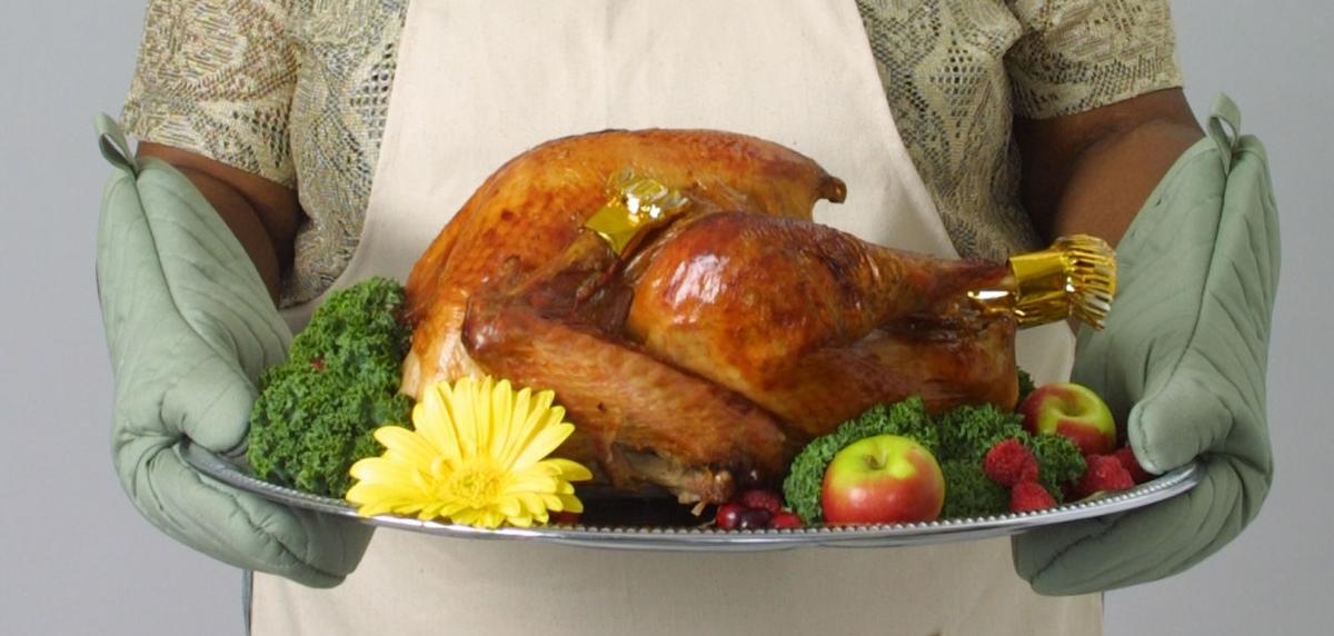 LIV TURKEY DINNER