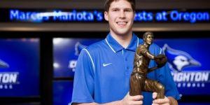 Doug McDermott's Trophy Case