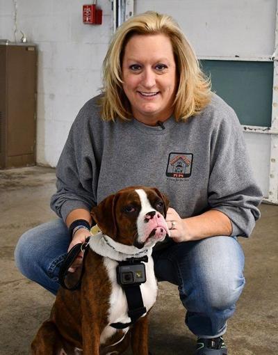 Melissa Ripley - Second Chance Pups